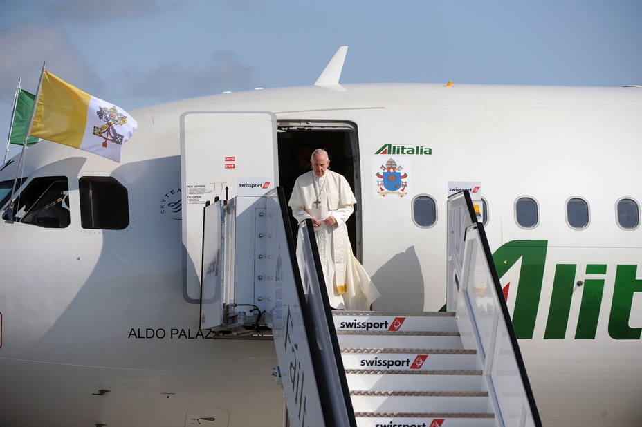 Pope Francis visits Ireland