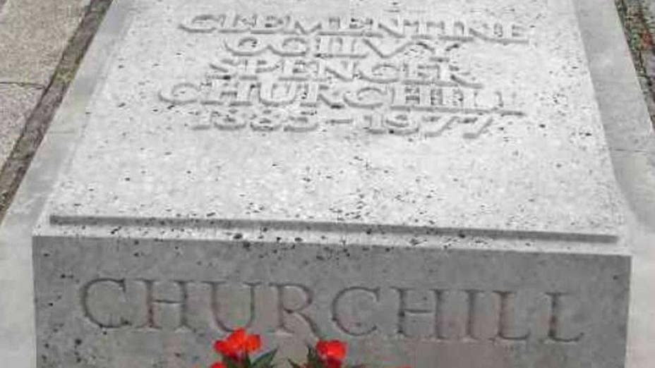 Tumba de Sir Winston Churchill