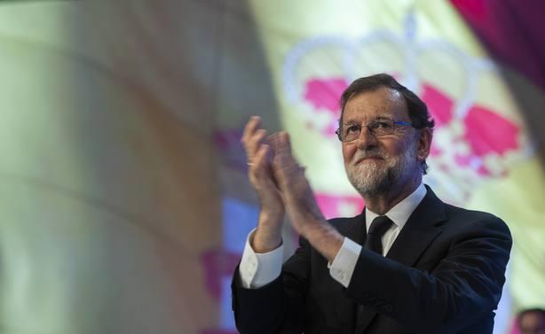 Rajoy recogerá un premio que le otorga el PP de Sant Joan dAlacant por su vocación de servicio público