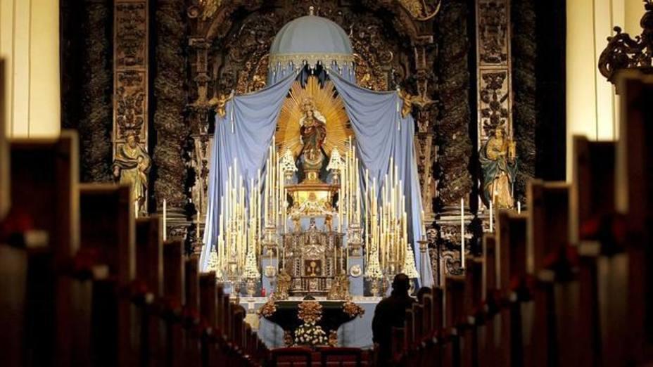 Esta es la historia de la Virgen de la Inmaculada Concepción, la patrona de España