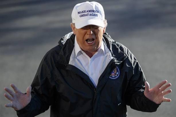 Trump vuelve a amenazar con declarar la emergencia nacional para construir el muro