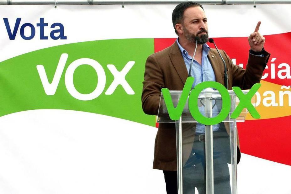 """Vox asegura que el """"100% de asesinos y violadores este año son extranjeros"""""""
