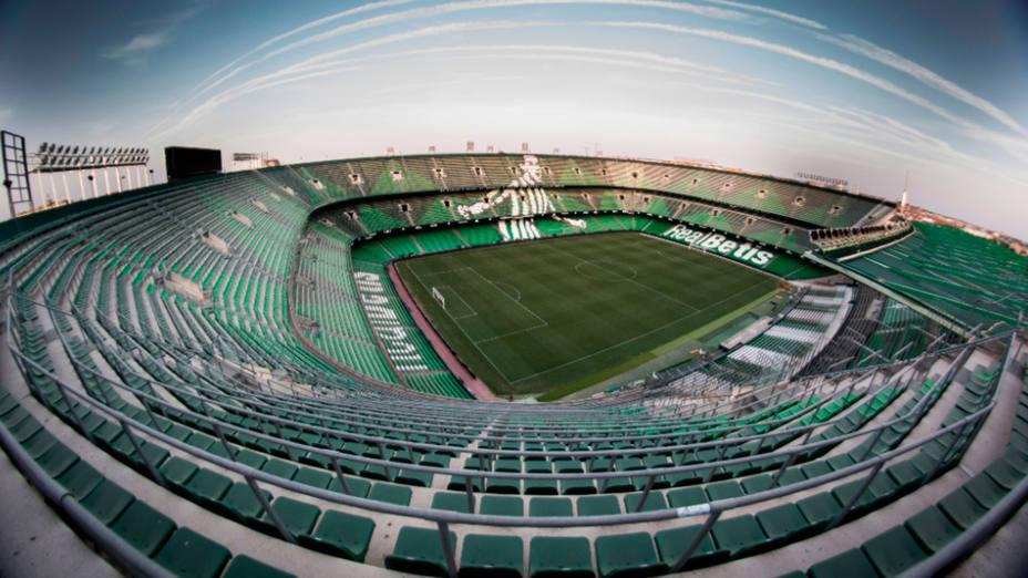 Estadio Benito Villamarín (IMAGEN: Real Betis Balompié)
