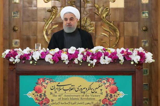 Irán conmemora este lunes con protestas en varias ciudades el cuadragésimo aniversario de la Revolución Islámica