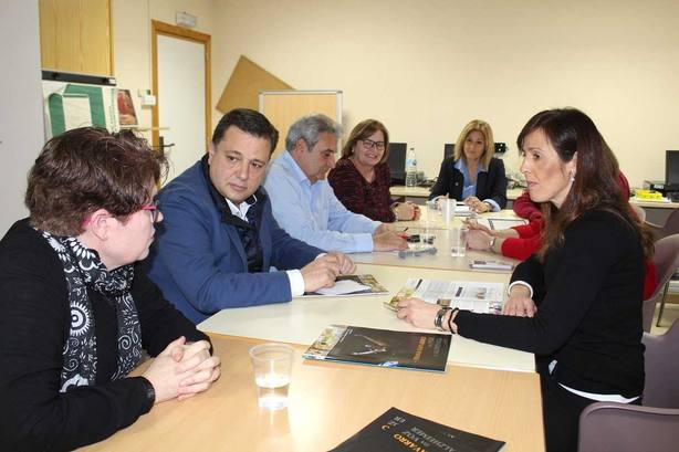 El alcalde tiende la mano a AFA Albacete para que su proyecto de Centro de Atención Especializada