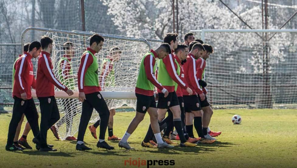 El UD Logroñés-CD Mirandés se juega el sábado 27 de abril