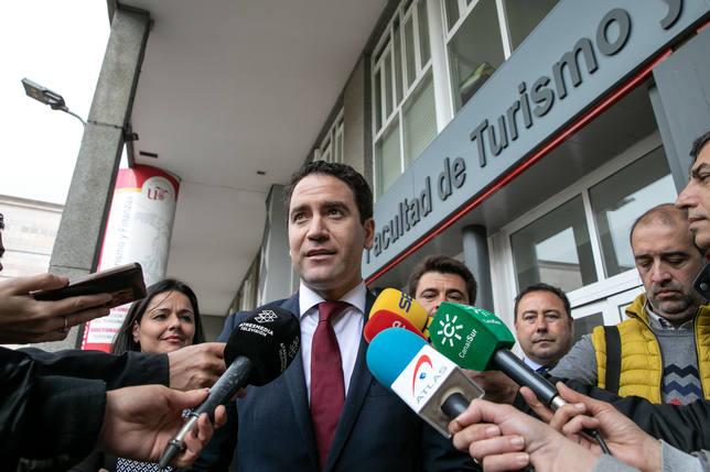 García Egea da la bienvenida a Cs al pacto con UPN que el PP va a seguir liderando