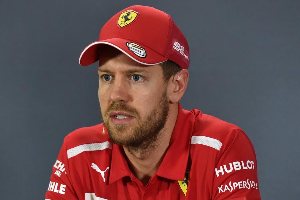 Vettel: Leclerc y yo tenemos libertad en Ferrari
