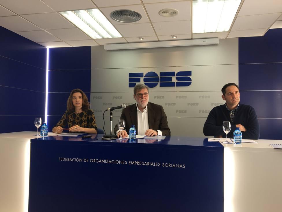 Foes ha presentado hoy las demandas empresariales de cara a las elecciones