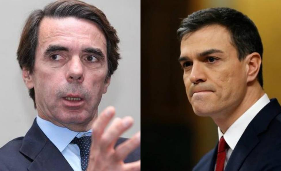 La pesimista previsión de Aznar si Sánchez gana las elecciones