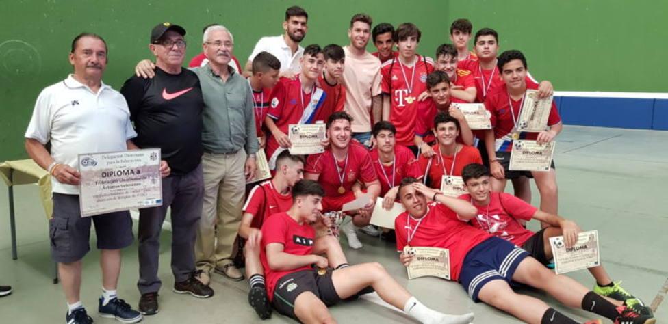 El Ies La Orden ganador del Trofeo de Fútbol 7