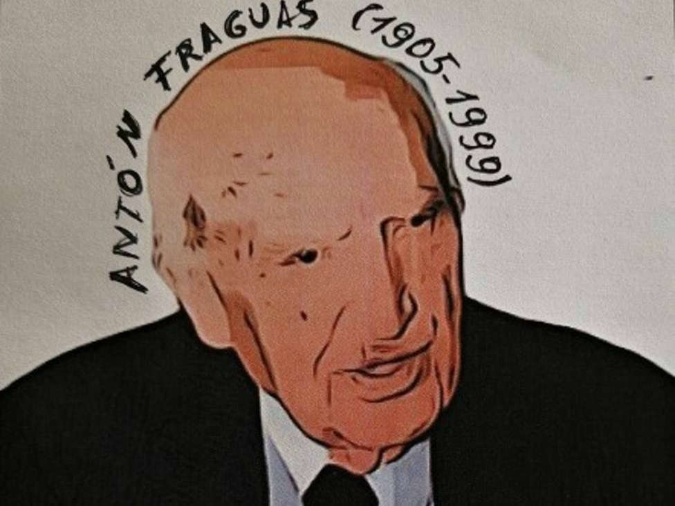 Imagen de Antón Fraguas