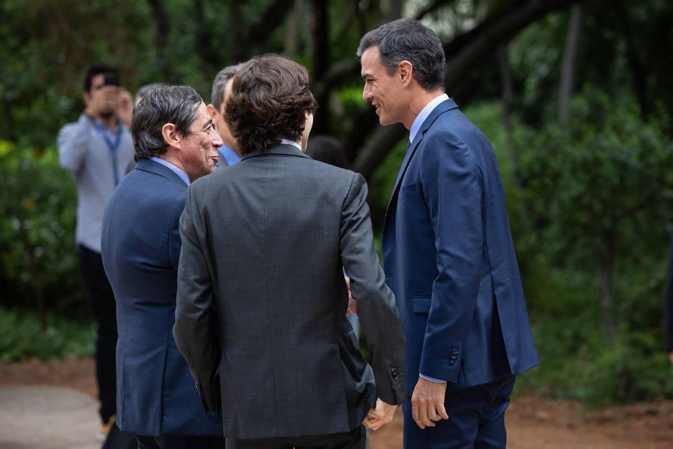 Sánchez se reúne en Malta con sus colegas del sur de la UE con la vista en el reparto de cargos y el presupuesto