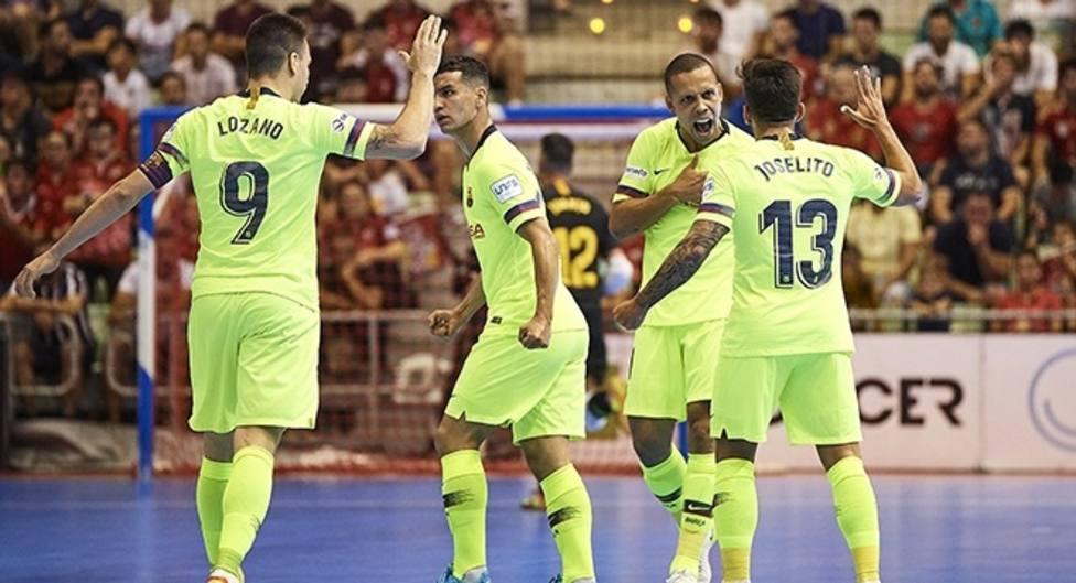 (Crónica) El Barça Lassa no perdona esta vez y obliga a ElPozo a jugarse el título en el Palau