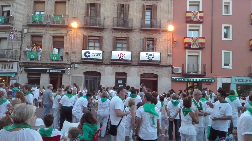 Mañana comienzan las fiestas de San Lorenzo
