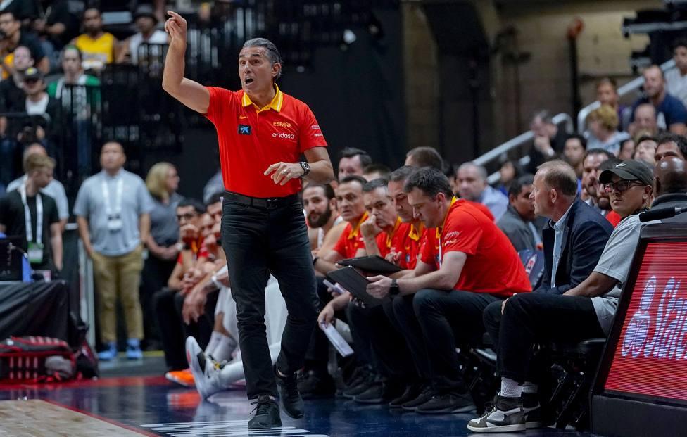 Sergio Scariolo: La selección española me ha marcado y mejorado como entrenador y persona