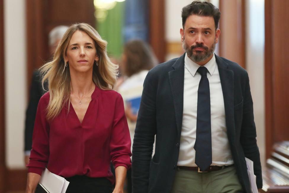 Álvarez de Toledo se queja de que Calvo derive a Planas la pregunta sobre Cataluña que quería hacerle en el Pleno