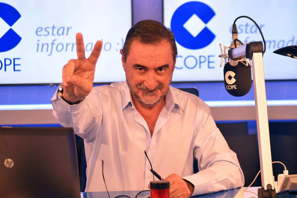 Herrera y las mejores felicitaciones de los oyentes por su Ondas