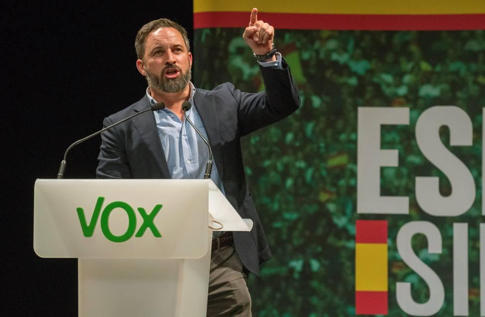 Las medidas con las que Vox y Santi Abascal pretenden acabar de una vez con todas con el independentismo
