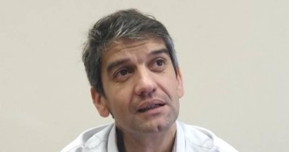 Jorge Suárez, portavoz del grupo municipal de Ferrol en Común