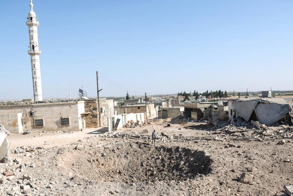 EEUU condena firmemente los bombardeos contra hospitales y otras infraestructuras civiles en Idlib