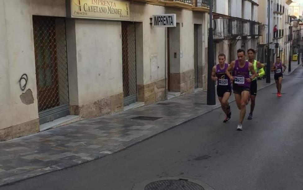 Mario Molina y Marta Belmonte, conquistan el Castillo de Lorca
