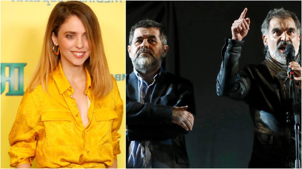 Las redes dejan KO a Leticia Dolera por compartir un tuit pro independentista de Amnistía Internacional