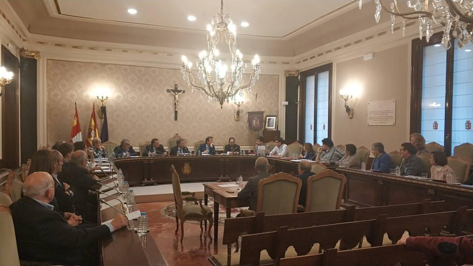 Pleno Diputación de Burgos
