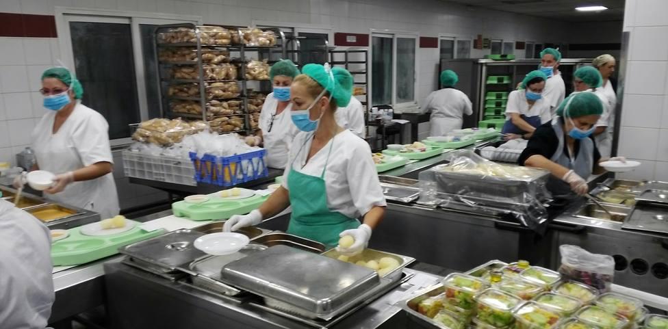 La OCU pide mejoras en los menús hospitalarios para evitar malnutrición en los pacientes