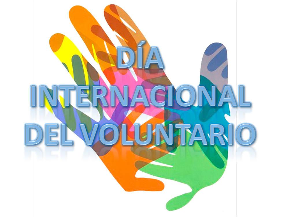 Mañana jueves se celebra el Día Internacional del Voluntariado.