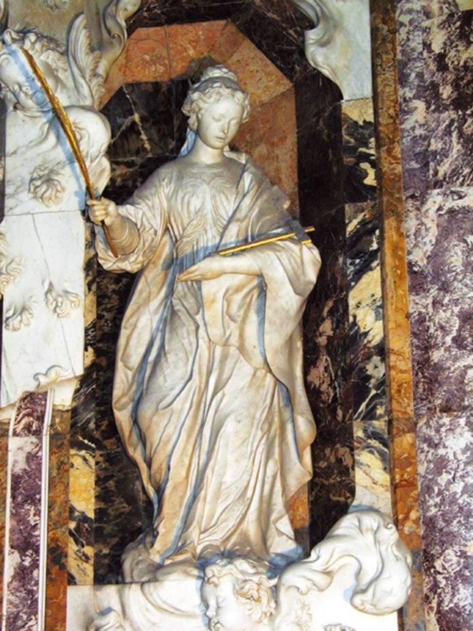 Santa Leocadia la niña mártir cuyas reliquias fueron foco de Fe