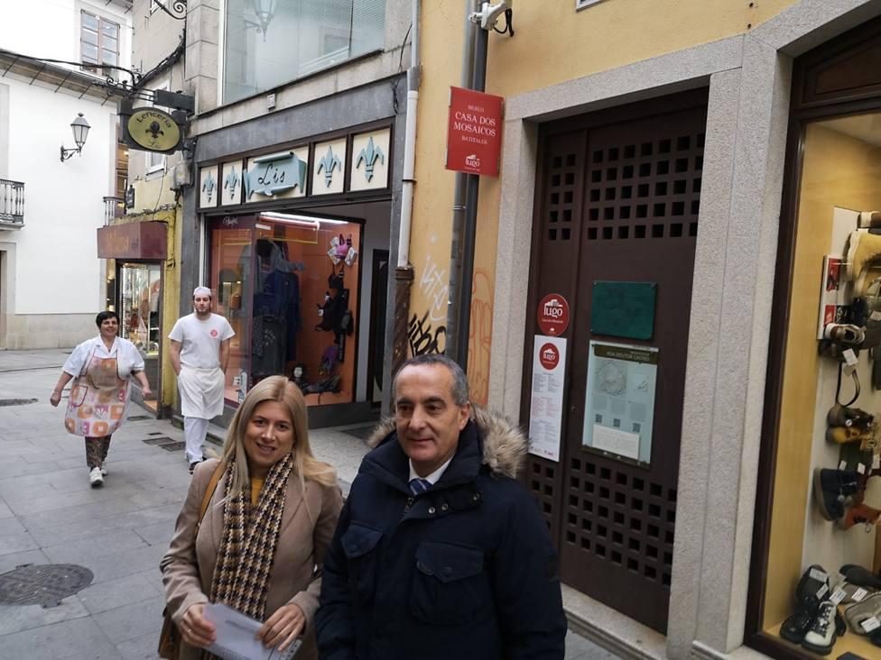 El PP denuncia que los contenidos digitales de los museos de Lugo están fuera de servicio