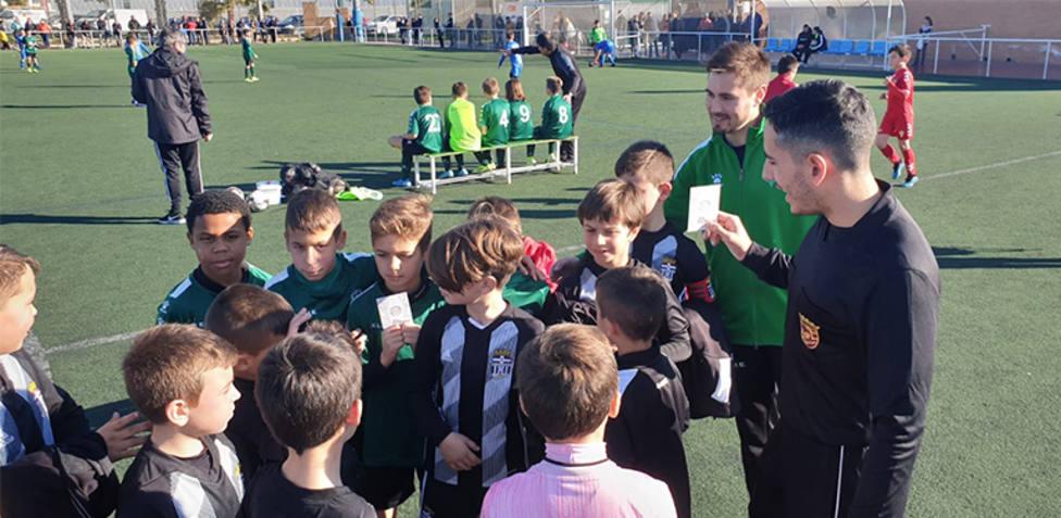 La Tarjeta Blanca ya es una realidad en el fútbol regional