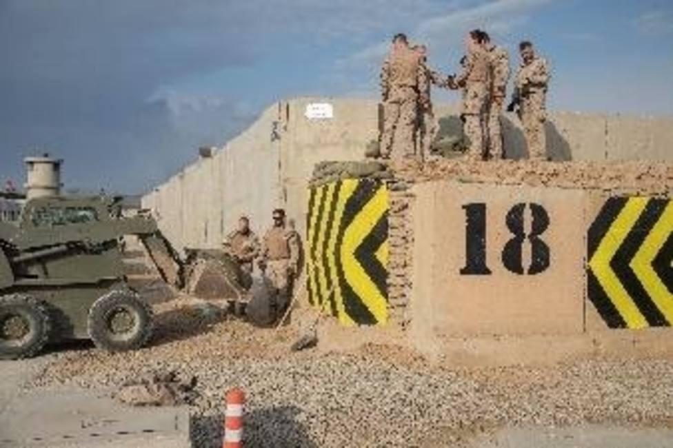 La misión de entrenamiento en Irak, paralizada a la espera de una decisión internacional sobre su futuro