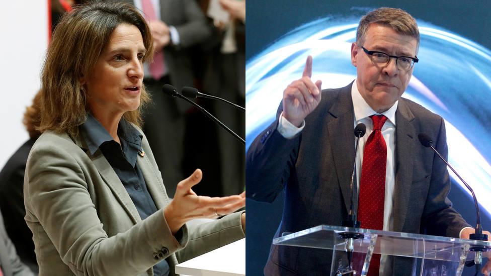 Jordi Sevilla admite en su dimisión discrepancias con la vicepresidenta Teresa Ribera