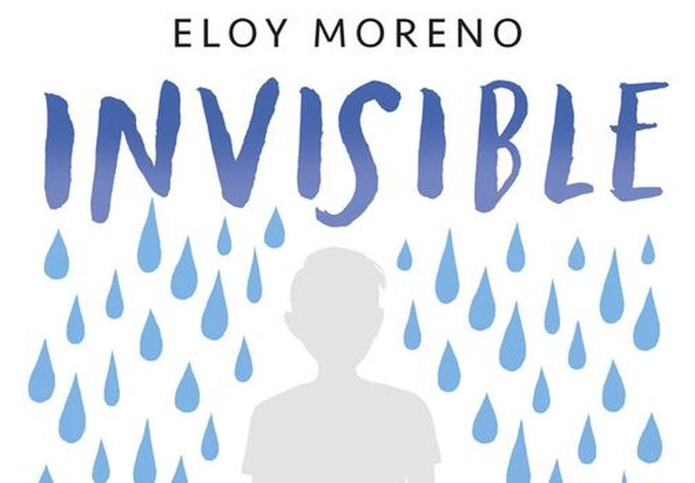 Eloy Moreno presenta Invisible en los premios Hache