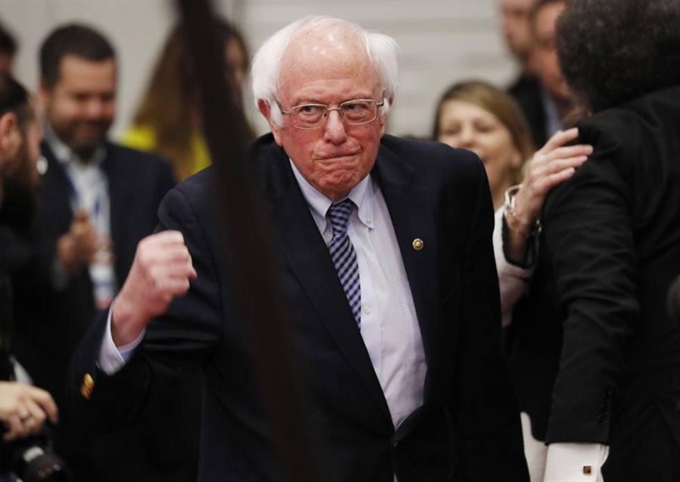 Sanders solicita a Rusia que se mantenga al margen de las elecciones de EEUU