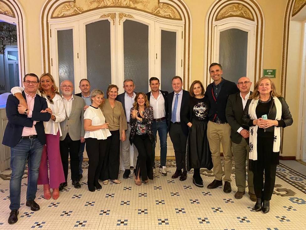 La Casa de León en Albacete se reunió en su comida anual