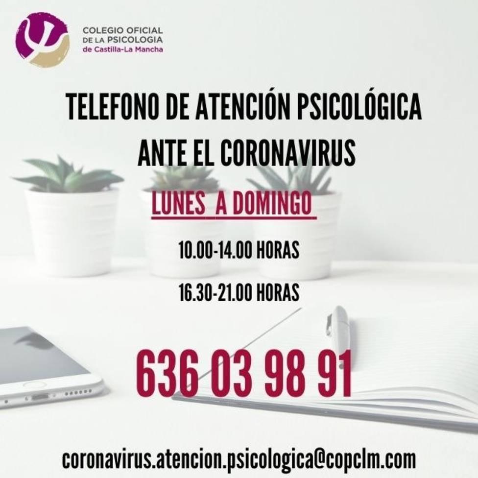 TELÉFONOS COVID