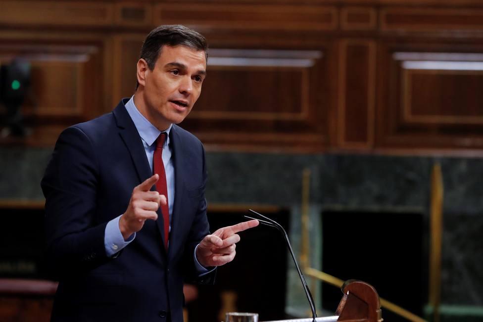 Sánchez ha asegurado a sus socios de Esquerra que mantiene sus compromisos de investidura