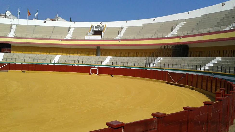 Plaza de toros de Estepona (Málaga)