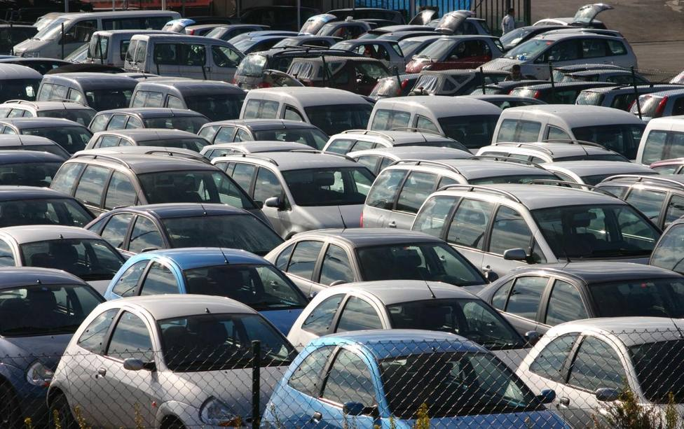 Flota coches de alquiler