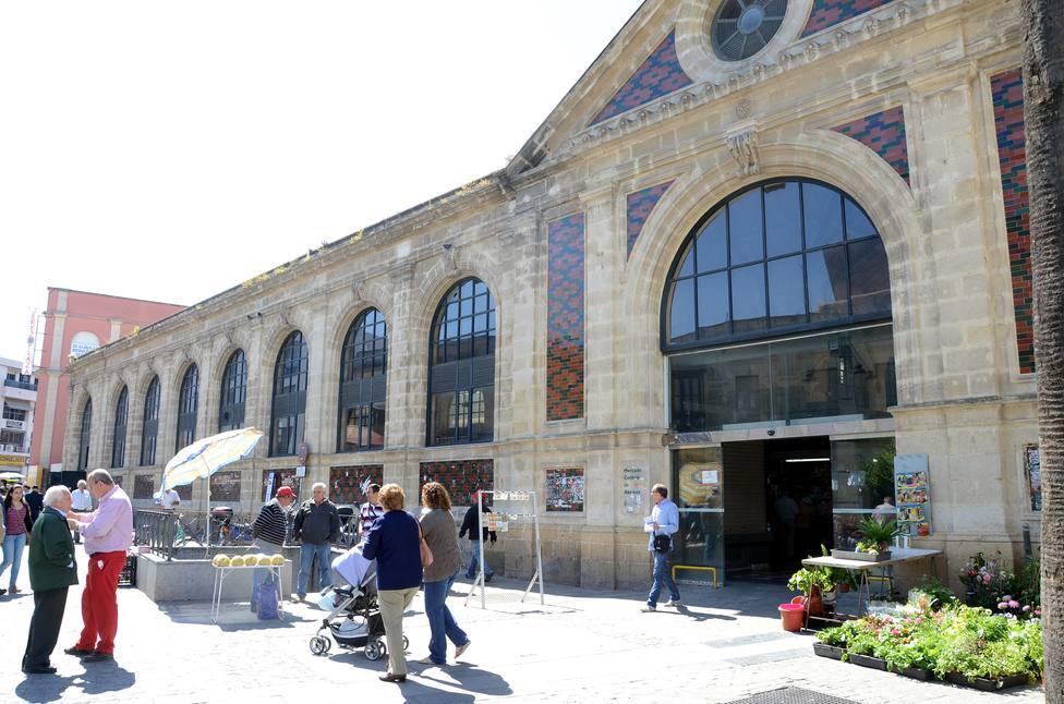 Mercado Abastos Jerez