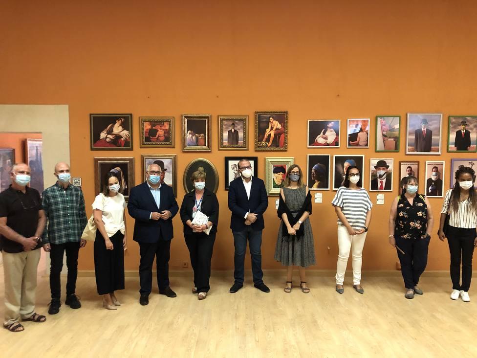 El Museo Provincial de Jaén acoge la exposición 'Cultura en casa. Retos de la UJA durante el confinamiento'