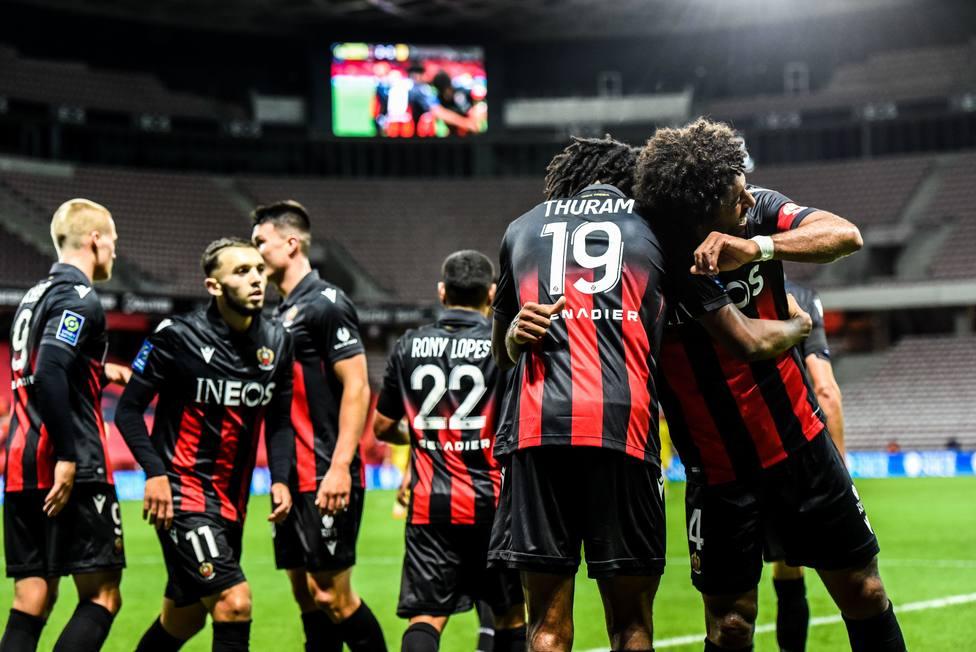 El PSG le mete un set al Angers; victoria cómoda del Lens; el Niza derrota por la mínima al Nantes