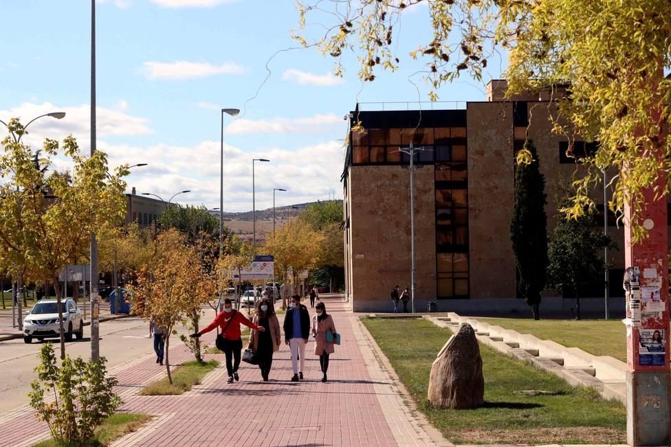 Salamanca queda confinada desde este sábado tras dispararse el número de contagios