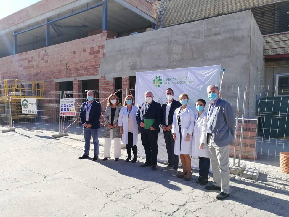 La Junta invierte en el Hospital de Los Pedroches 1.150.000 euros para mejorar infraestructuras