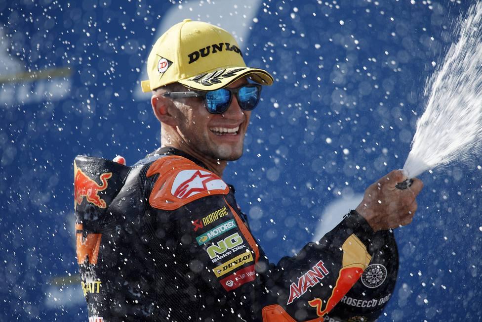 MotoGP of Aragon: Race