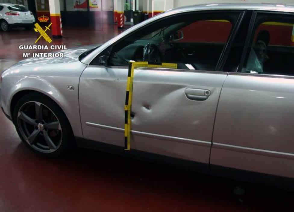 Guardia Civil detiene a un experimentado delincuente relacionado con la tentativa de robo en una vivienda