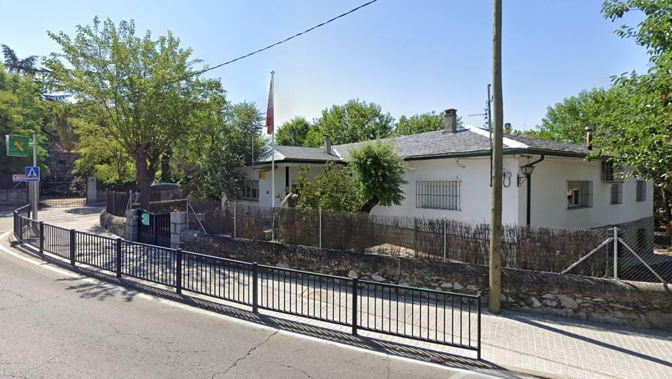 Cuartel de la Guardia Civil de Torrelodones /Google Maps